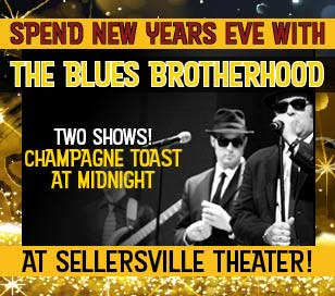 THE BLUES BROTHERHOOD in Sellersville Theater 1894
