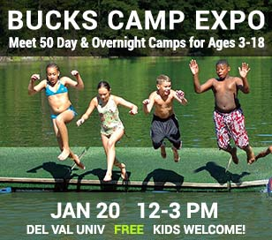 BUCKS CAMP EXPO in Delaware Valley University, Student Center Building