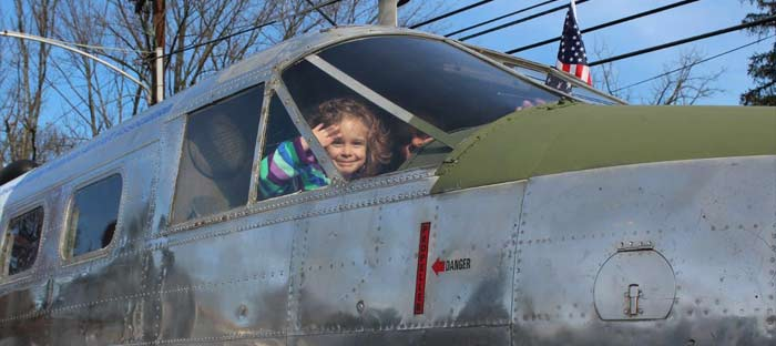 Visit the Wings of Freedom Aviation Museum in Horsham, Montgomery County, PA